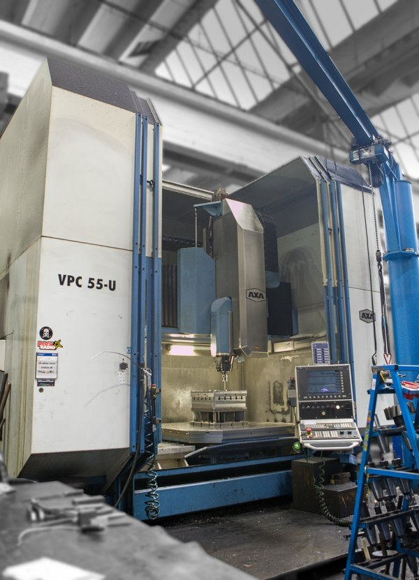 5-axis milling center VPC 55-U